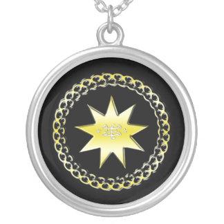 Símbolo de Ringstone Collar Personalizado