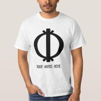 Símbolo de Wawa Aba el   de la dureza y de la Camisas