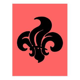 Símbolo del adorno postal