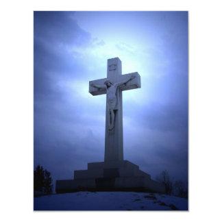 Símbolo del amor - invitación para el culto