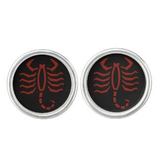 Símbolo del escorpión gemelos