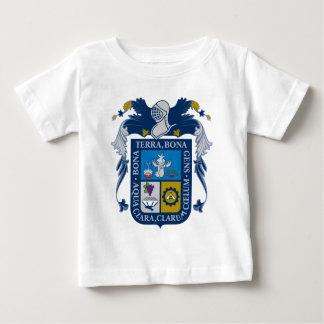 Símbolo del funcionario de Aguascalientes México Camiseta De Bebé