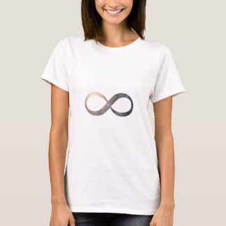 Símbolo del infinito camiseta