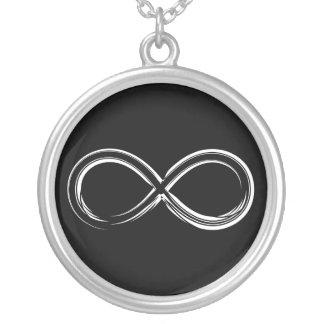 Símbolo del infinito pendiente