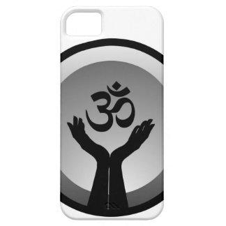 Símbolo del símbolo de OM del hinduism Funda Para iPhone SE/5/5s