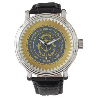 Símbolo la Florida de la república de América del Reloj De Pulsera