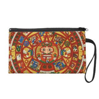 Símbolo maya antiguo del calendario