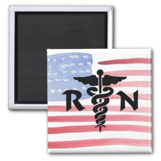 Símbolo médico del RN Imanes