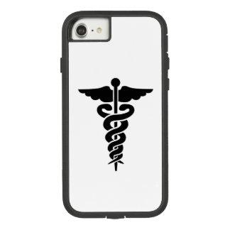 Símbolo médico funda tough extreme de Case-Mate para iPhone 7