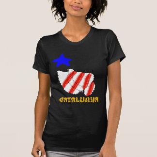 Símbolo patriótico, libertad de Cataluña, Camisetas
