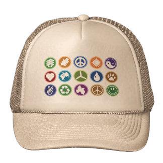 Símbolos de Eco Gorro