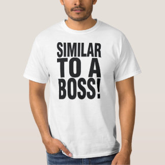 Similar a Boss Camiseta