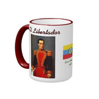 Simon Bolivar * taza