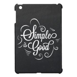 Simple es la buena cita de motivación de la vida