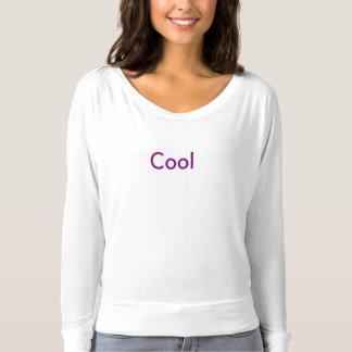 Simple y fresco camiseta