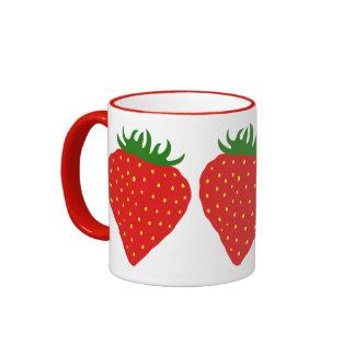 Simplemente taza de encargo de la fresa - elija el