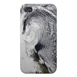 Simulación de la nube de un solo día 3 iPhone 4/4S funda