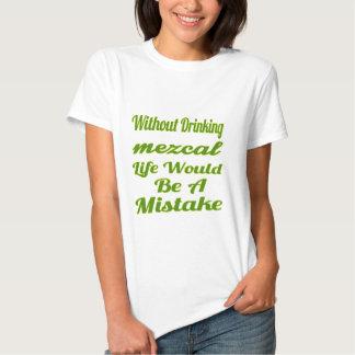 Sin la consumición la vida de Mezcal sería un Camisas