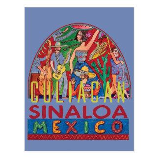 SINALOA México Postal