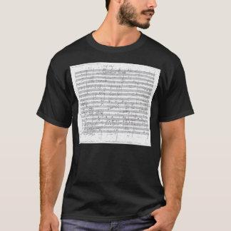 sinfonía no9 camiseta