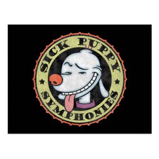 Sinfonías enfermas del perrito postal