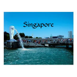 Singapur: la postal de la ciudad del león