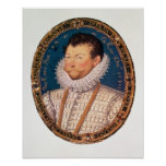 Sir Francis Drake, 1581 Posters