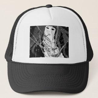 Sirena abstracta gorra de camionero