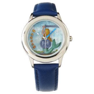 Sirena de Varsovia - reloj