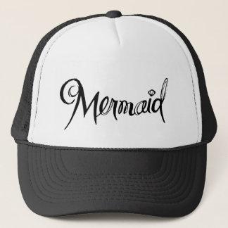 Sirena - gorra del camionero