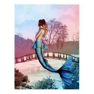 Sirena oriental postal