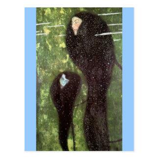 Sirenas del ~ de Klimt Postales