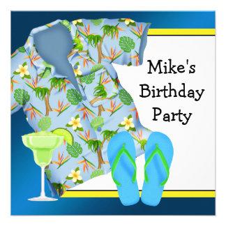 Sirve la invitación de la fiesta de cumpleaños de