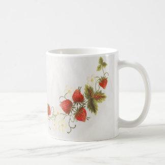 Sistema de la fresa taza de café