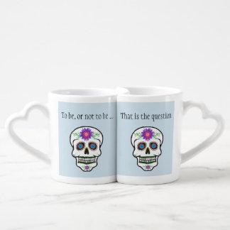 Sistema de la taza de la cita de Shakespeare de