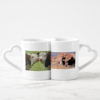 sistema de la taza del coffie