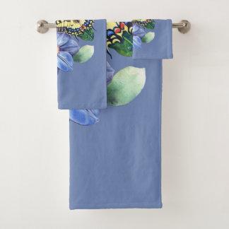 Sistema de la toalla del cuarto de baño de la