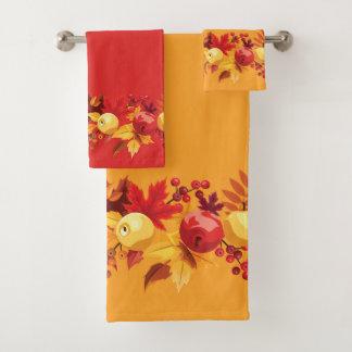 Sistema de la toalla del cuarto de baño de las