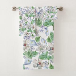 Sistema de la toalla del cuarto de baño del