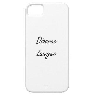 Sistema de trabajo artístico del abogado de iPhone 5 protectores