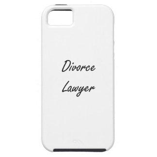 Sistema de trabajo artístico del abogado de iPhone 5 coberturas