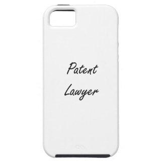 Sistema de trabajo artístico del abogado patentado iPhone 5 Case-Mate carcasas