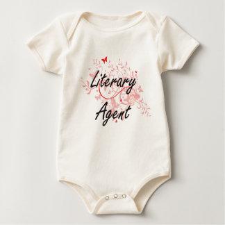 Sistema de trabajo artístico del agente literario body para bebé
