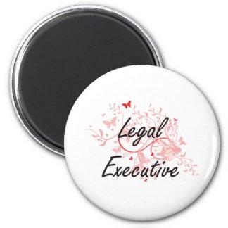 Sistema de trabajo artístico ejecutivo legal con imán redondo 5 cm