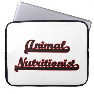 Sistema de trabajo clásico del nutricionista funda portátil