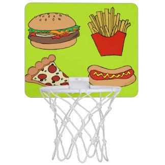 sistema del baloncesto de la porquería mini tablero de baloncesto