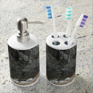 Sistema del dispensador del jabón del tenedor del