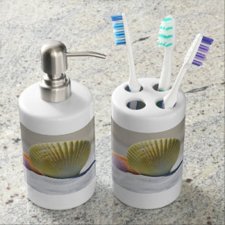 Sistema del dispensador del tenedor y del jabón jabonera
