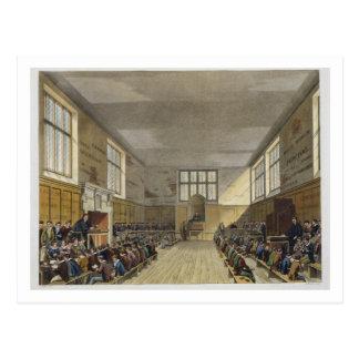 """Sitio de escuela de grada de la """"historia de la postal"""