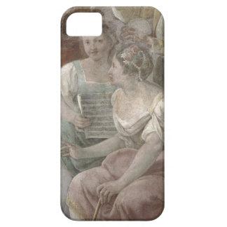 Sitio de la música fresco detalle de 60259 iPhone 5 Case-Mate protector